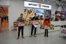 Uručene nagrade pobednicima Sport Vision akcije Okiti sa nama jelku