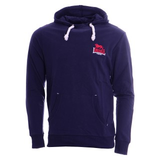 LONSDALE HOODY WITH KANGAROO POCKETS SNR