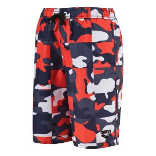 CAMOUFLAGE JR LONG BERMUDA LONG BERMUDA