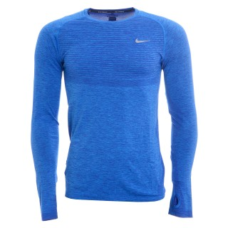 NIKE DRI-FIT KNIT LS