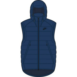 M NSW DOWN FILL VEST