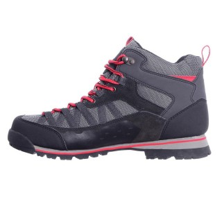 SPIKE MID WEATHERTITE BLACK/RED