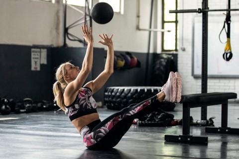 KAKO BITI FIT DO LETA: Saznajte na Champion Women's Training-u
