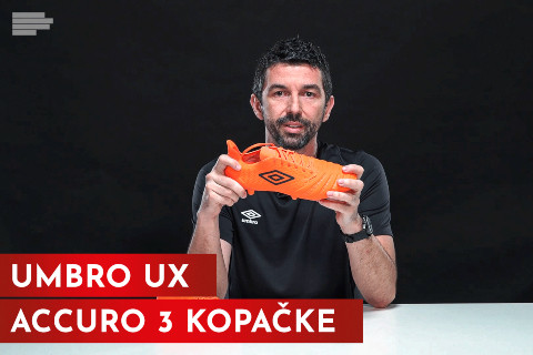 UNBOXING: Umbro UX Accuro 3 Limited Edition kopačke
