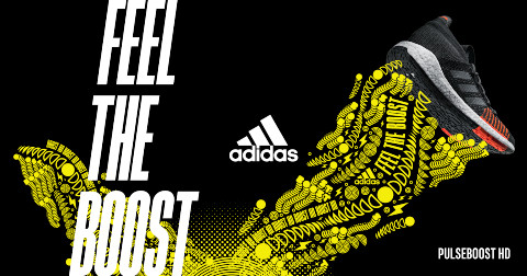 FEEL THE BOOST: Isprobaj nove Adidas PulseBOOST HD patike