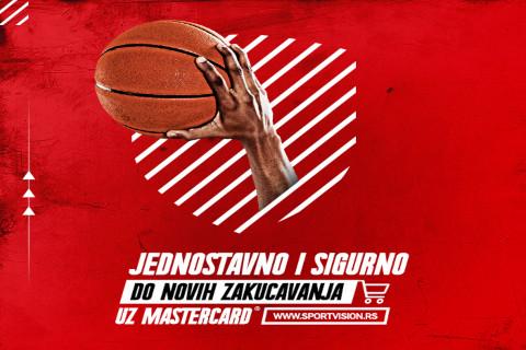 JER VOLIMO SPORT: Počinje Sport Vision x Mastercard aktivacija