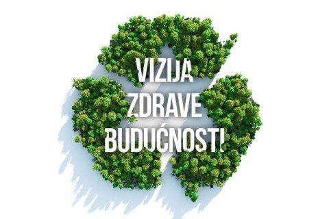 NAŠA VIZIJA ZDRAVE BUDUĆNOSTI: Pridružite se #ECOVISION pokretu