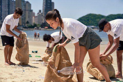 ADIDAS U MISIJI OČUVANJA ŽIVOTNE SREDINE: Plastika je problem, inovacija je rešenje