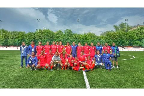Srbija na 6. Svetskom fudbalskom prvenstvu za umetnike