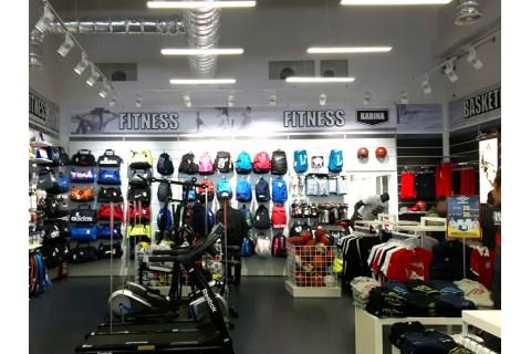 Sport Vision prodavnica u Borči