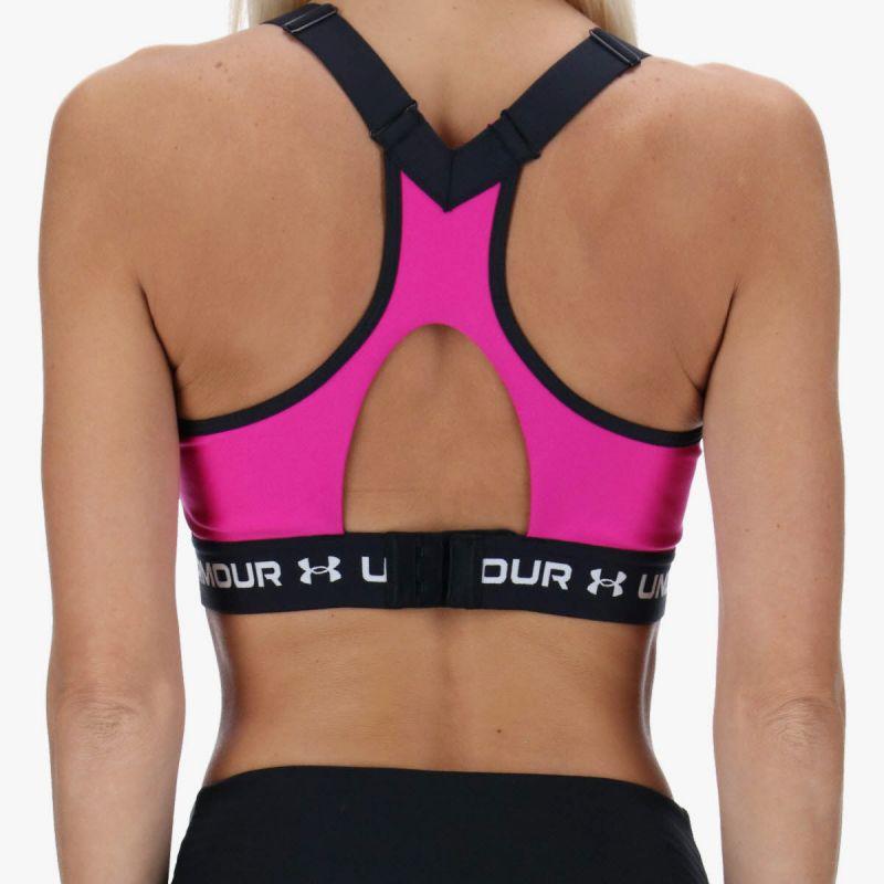 UNDER ARMOUR Women's Armour® High Crossback Sports Bra