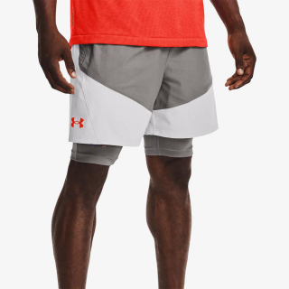 UNDER ARMOUR Knit Woven Hybrid