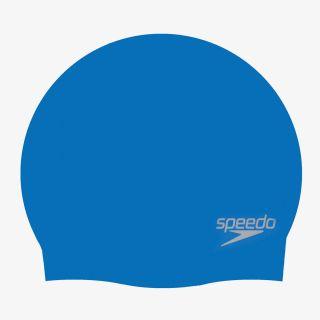 SPEEDO PLAIN MOULDED SILICONE CAP SU5