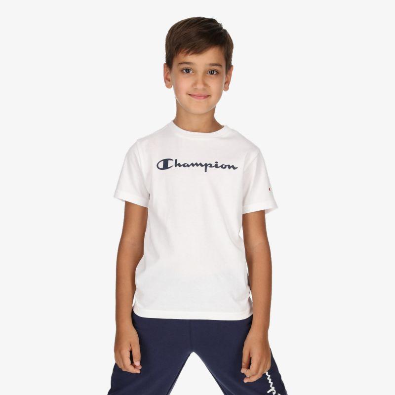 CHAMPION BOYS BASIC T-SHIRT