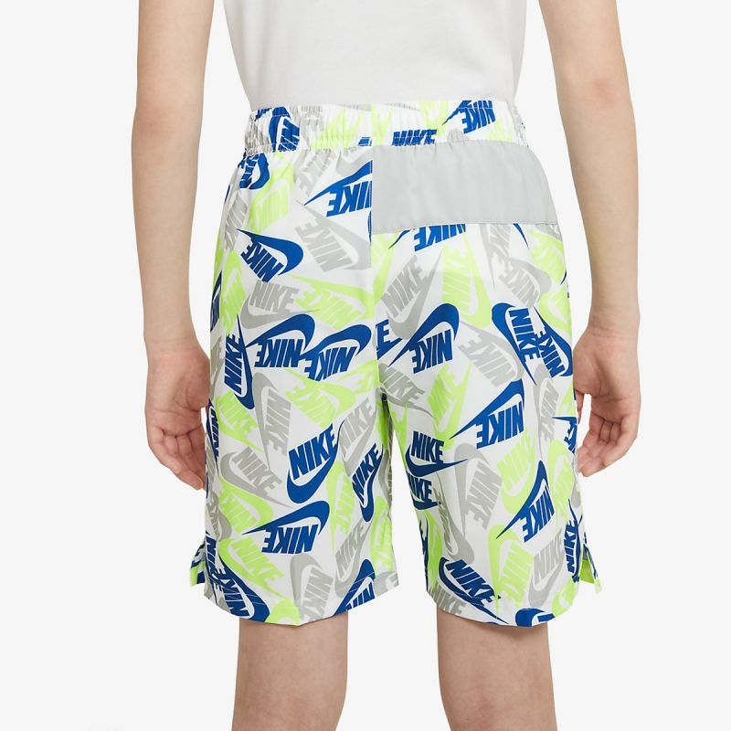 NIKE Sportswear Woven All Over Print Shorts