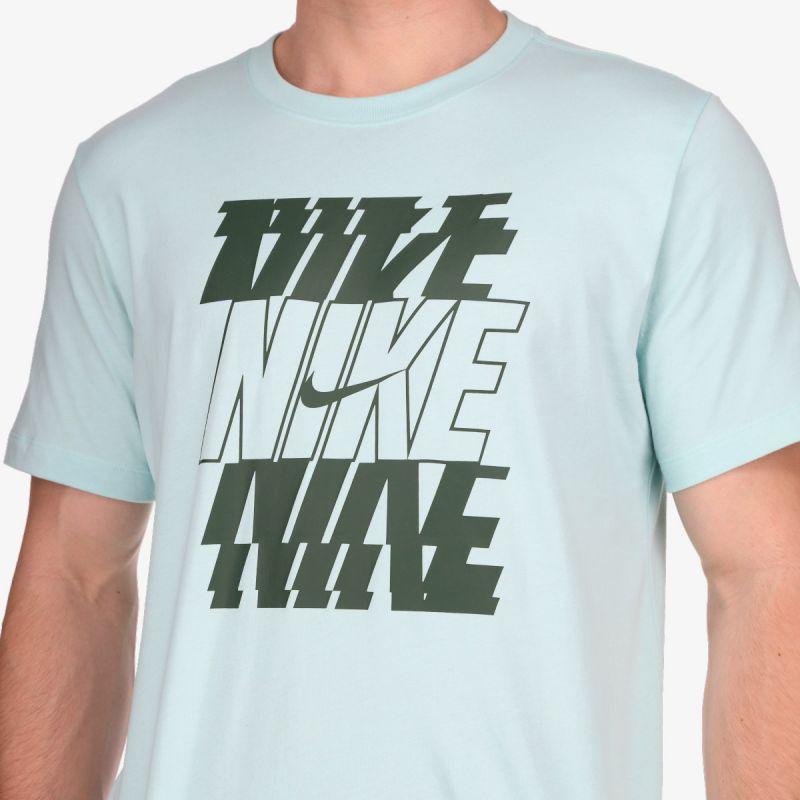 NIKE M NSW TEE SWOOSH/BLOCK 12MO