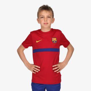 Nike FC Barcelona Academy Pro Dri-FIT Short-Sleeve Soccer