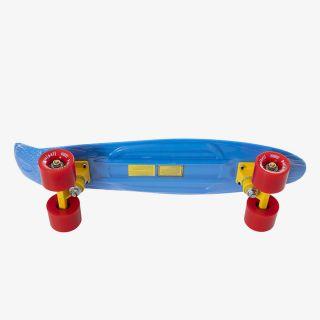 DAVIDELI DaViDeLi skate Skaty blu/red/red/yllw