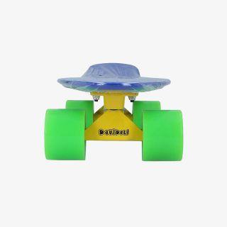 DAVIDELI DaViDeLi skate Skaty blue/grn/grn/yllw