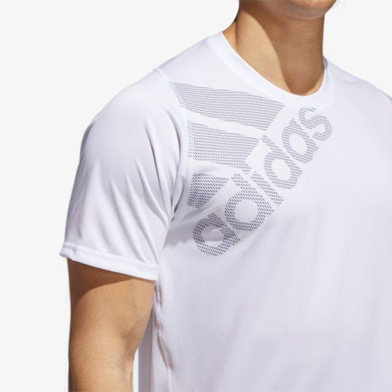 adidas adidas FREELIFT BADGE OF SPORT GRAPHIC TEE