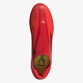 adidas X SPEEDFLOW.3 LACELESS FIRM GROUND