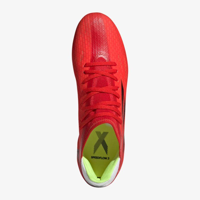 adidas X SPEEDFLOW.3 FIRM GROUND CLEATS