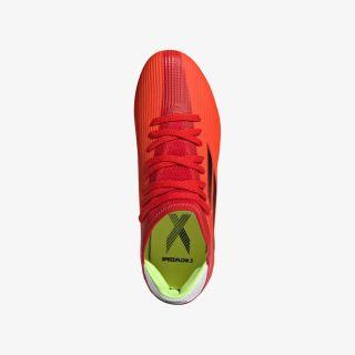 adidas X SPEEDFLOW.3 FIRM GROUND BOOTS