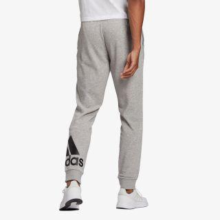 adidas ESSENTIALS TAPERED CUFF LOGO PANTS