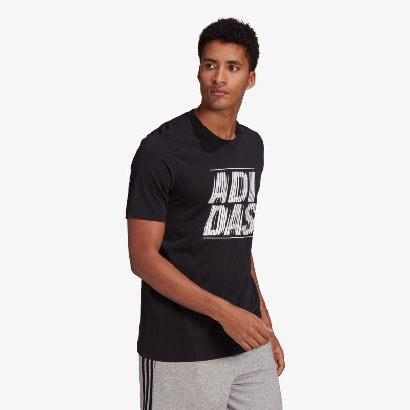 adidas adidas MEN EXTRUSION MOTION ADIDAS TEE