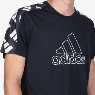 adidas OWN THE RUN CELEBRATION TEE