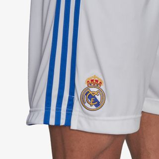 adidas REAL MADRID 21/22 HOME SHORT