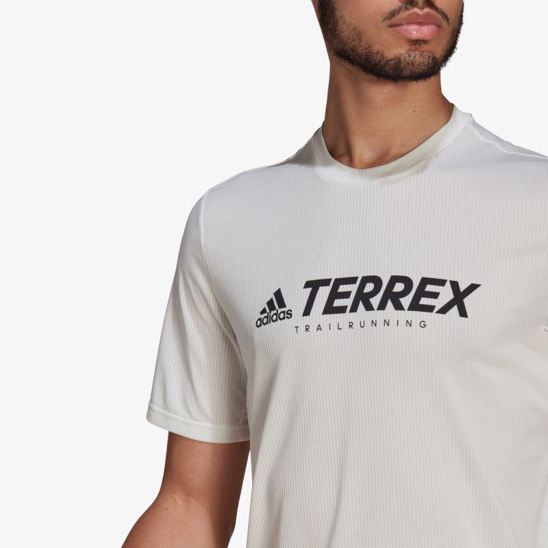 adidas TERREX PRIMEBLUE TRAIL FUNCTIONAL LOGO TEE