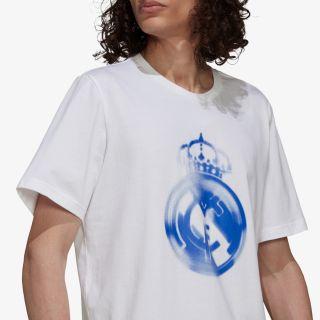adidas REAL MADRID 21/22 T-SHIRT