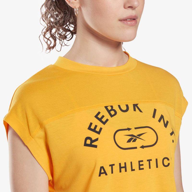 Reebok Workout Ready Supremium Big Logo Tee
