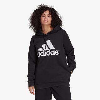 adidas ESSENTIALS LOGO FLEECE HOODIE