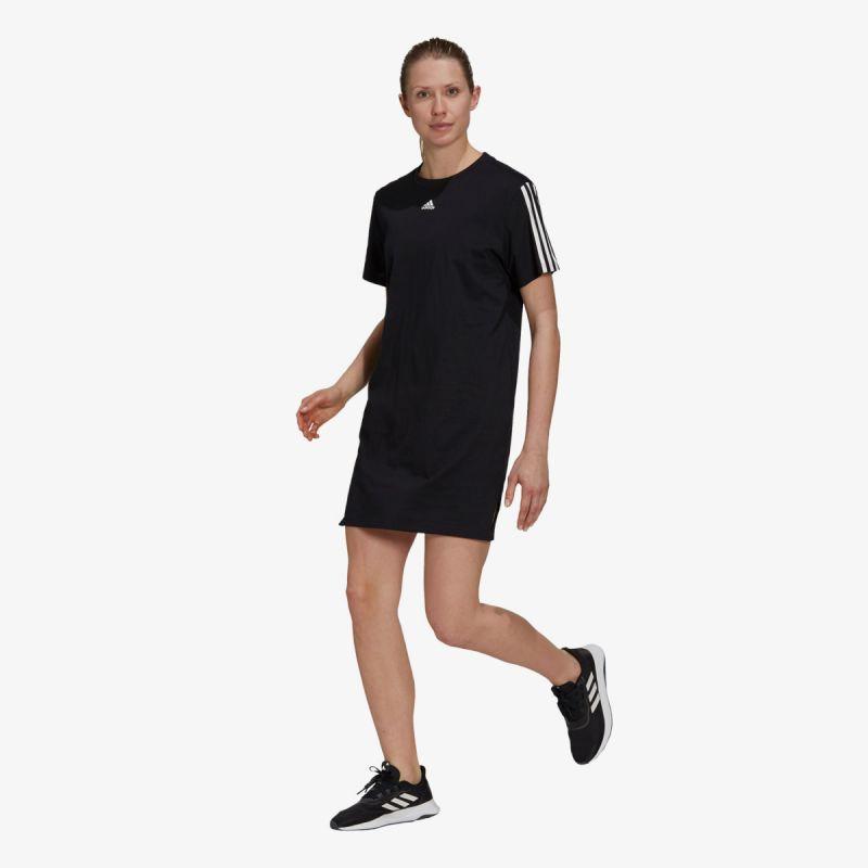 adidas DOUBLEKNIT 3-STRIPES DRESS