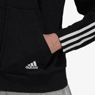 adidas ESSENTIALS FULL-ZIP HOODIE