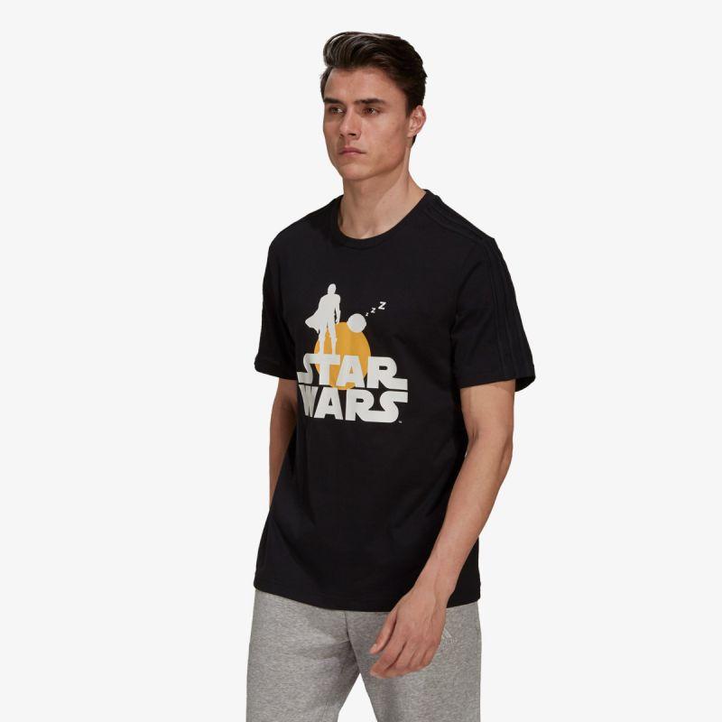 adidas STAR WARS MANDALORIAN GRAPHIC T-SHIRT