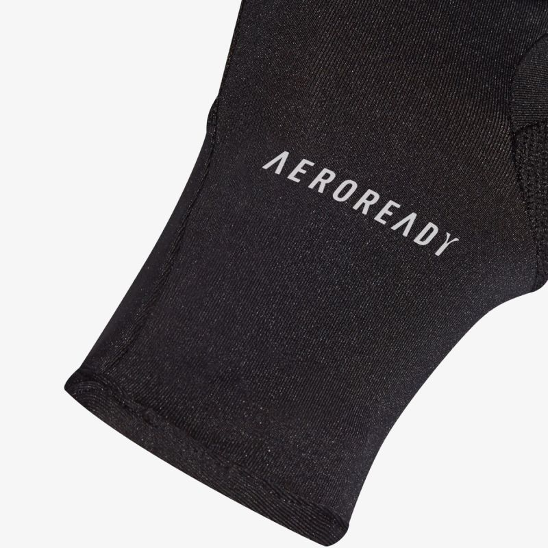 adidas RUNNING GLOVES AEROREADY  WARM
