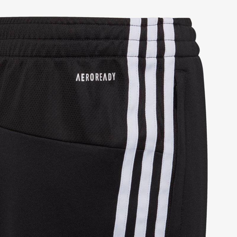 adidas AEROREADY PRIMEGREEN 3-STRIPES FULL-ZIP PANTS