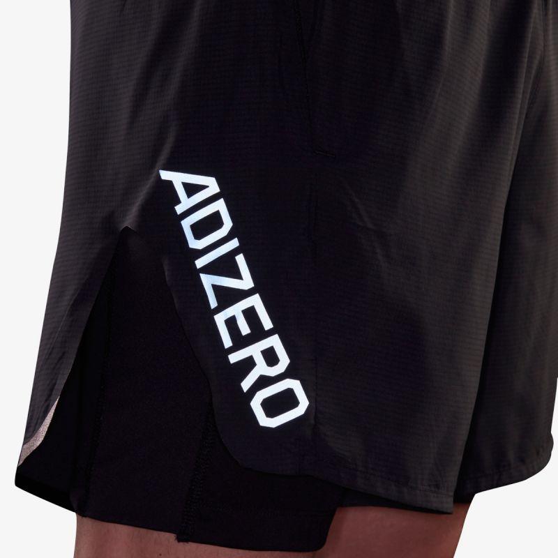 adidas ADIZERO 2IN1 SHORT