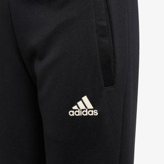 adidas AEROREADY COTTON TOUCH TRAINING TAPERED-LEG PANTS