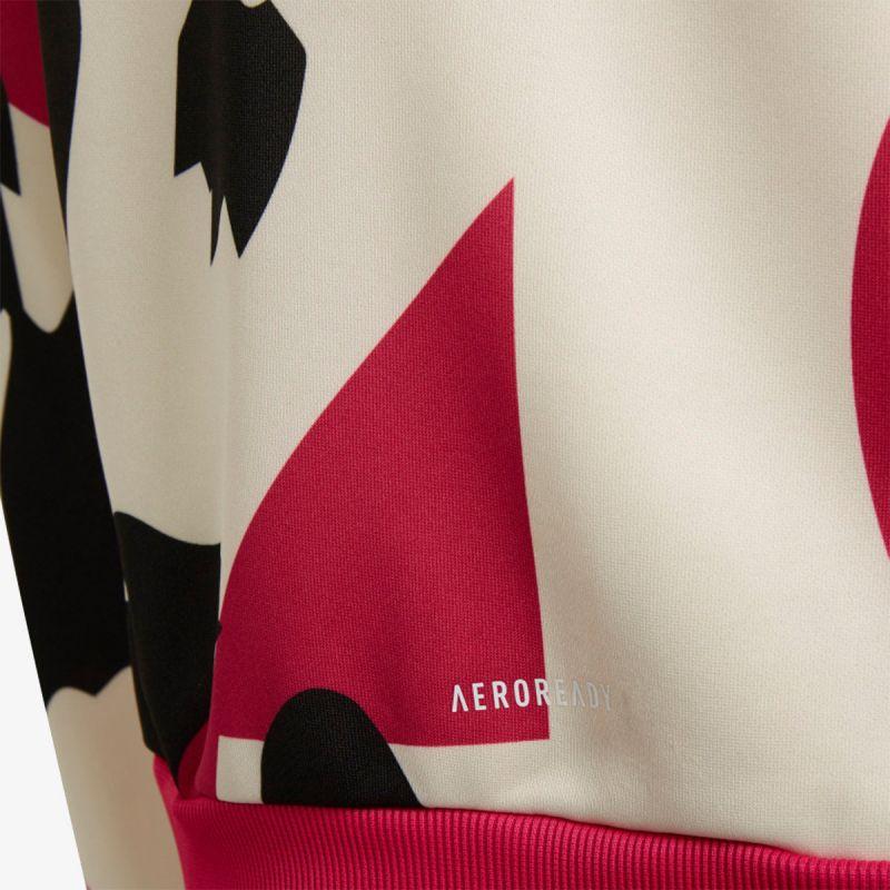 adidas AEROREADY WARM-UP ZIP-POCKET REGULAR TRACK TOP