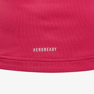 adidas AEROREADY Animal Logo Print Slim Training TEE
