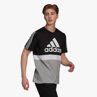 adidas ESSENTIALS COLORBLOCK T-SHIRT