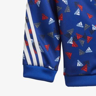 adidas Future Icons Shiny All Over Print Jog