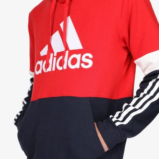 adidas ESSENTIALS COLORBLOCK HOODIE
