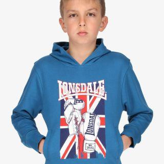 LONSDALE F21 Flagh Boys Hoody