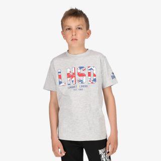 LONSDALE British Boys T-shirt