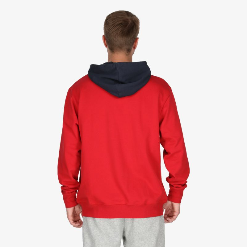 LONSDALE Graph Hoody